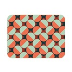 Modernist Geometric Tiles Double Sided Flano Blanket (Mini)
