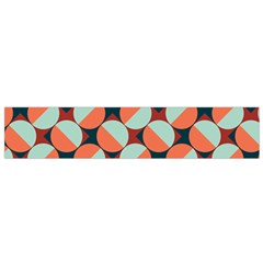 Modernist Geometric Tiles Flano Scarf (small)  by DanaeStudio