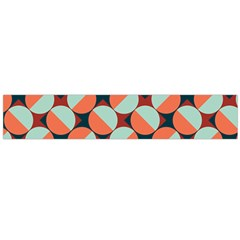 Modernist Geometric Tiles Flano Scarf (large)  by DanaeStudio