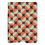 Modernist Geometric Tiles Samsung Galaxy Tab S (10.5 ) Hardshell Case