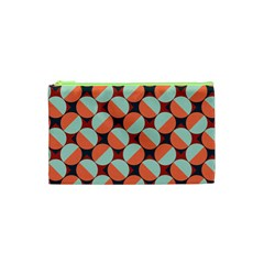 Modernist Geometric Tiles Cosmetic Bag (xs) by DanaeStudio