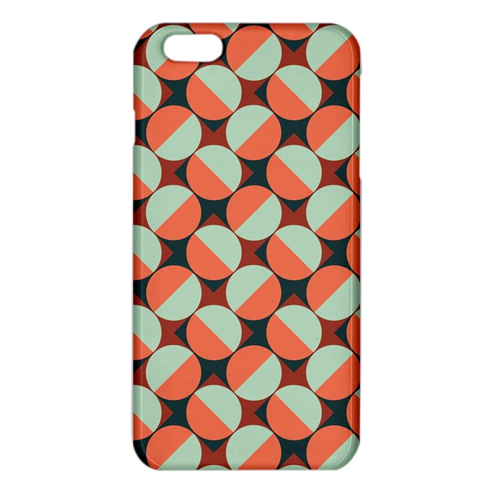 Modernist Geometric Tiles iPhone 6 Plus/6S Plus TPU Case