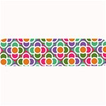 Modernist Floral Tiles Large Bar Mats