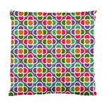 Modernist Floral Tiles Standard Cushion Case (Two Sides)