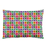 Modernist Floral Tiles Pillow Case