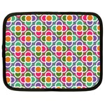 Modernist Floral Tiles Netbook Case (XL)