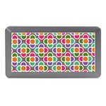 Modernist Floral Tiles Memory Card Reader (Mini)