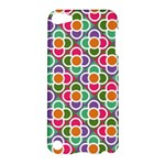 Modernist Floral Tiles Apple iPod Touch 5 Hardshell Case