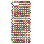 Modernist Floral Tiles Apple iPhone 5 Hardshell Case with Stand