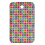 Modernist Floral Tiles Samsung Galaxy Tab 3 (7 ) P3200 Hardshell Case
