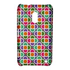 Modernist Floral Tiles Nokia Lumia 620