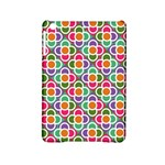 Modernist Floral Tiles iPad Mini 2 Hardshell Cases