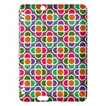 Modernist Floral Tiles Kindle Fire HDX Hardshell Case