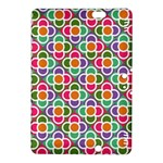 Modernist Floral Tiles Kindle Fire HDX 8.9  Hardshell Case