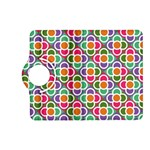 Modernist Floral Tiles Kindle Fire HD (2013) Flip 360 Case
