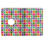 Modernist Floral Tiles Kindle Fire HDX Flip 360 Case