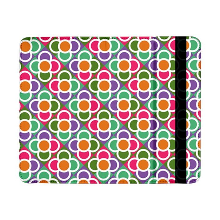 Modernist Floral Tiles Samsung Galaxy Tab Pro 8.4  Flip Case