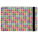 Modernist Floral Tiles iPad Air 2 Flip