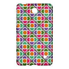 Modernist Floral Tiles Samsung Galaxy Tab 4 (7 ) Hardshell Case