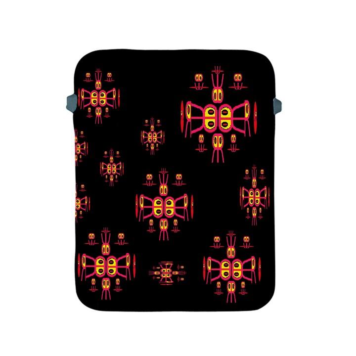 Alphabet Shirtjhjervbretili Apple iPad 2/3/4 Protective Soft Cases