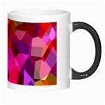 Geometric Fall Pattern Morph Mugs Right