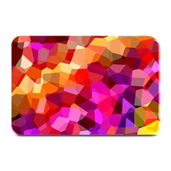 Geometric Fall Pattern Plate Mats by DanaeStudio