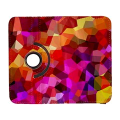 Geometric Fall Pattern Samsung Galaxy S  Iii Flip 360 Case by DanaeStudio