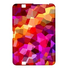 Geometric Fall Pattern Kindle Fire Hd 8 9  by DanaeStudio