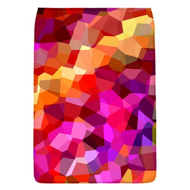 Geometric Fall Pattern Flap Covers (S)