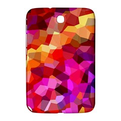 Geometric Fall Pattern Samsung Galaxy Note 8 0 N5100 Hardshell Case