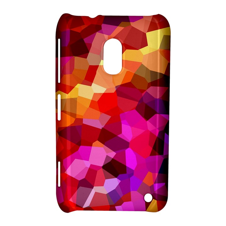 Geometric Fall Pattern Nokia Lumia 620