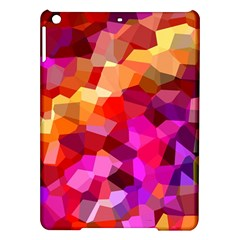 Geometric Fall Pattern Ipad Air Hardshell Cases by DanaeStudio