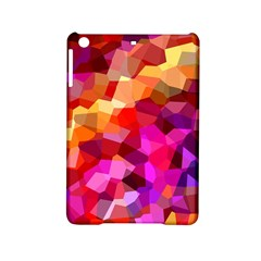 Geometric Fall Pattern Ipad Mini 2 Hardshell Cases by DanaeStudio