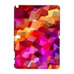 Geometric Fall Pattern Samsung Galaxy Note 10.1 (P600) Hardshell Case
