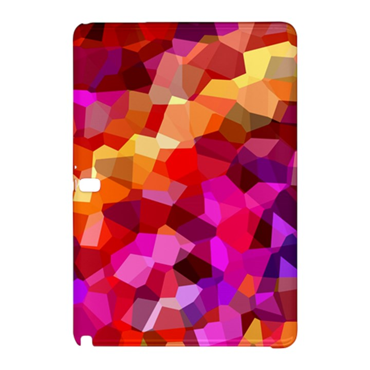 Geometric Fall Pattern Samsung Galaxy Tab Pro 10.1 Hardshell Case