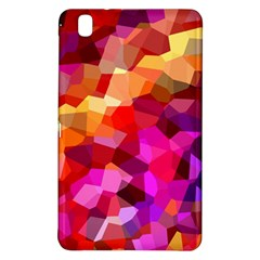 Geometric Fall Pattern Samsung Galaxy Tab Pro 8 4 Hardshell Case by DanaeStudio