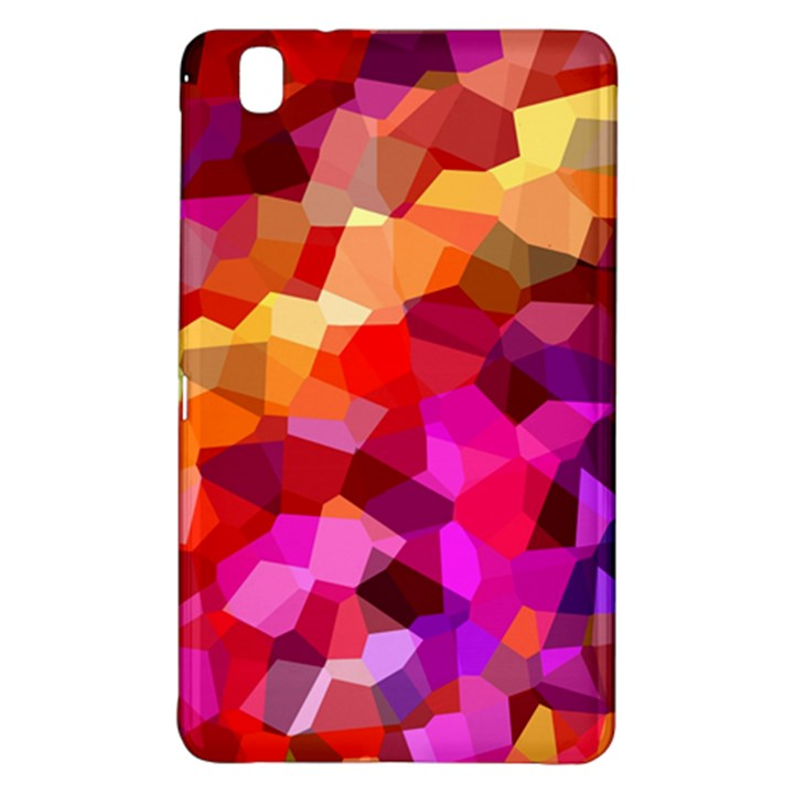 Geometric Fall Pattern Samsung Galaxy Tab Pro 8.4 Hardshell Case
