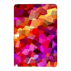 Geometric Fall Pattern Samsung Galaxy Tab Pro 12 2 Hardshell Case