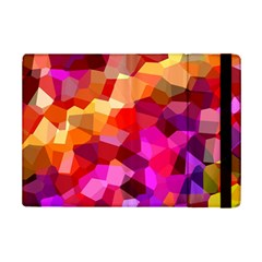 Geometric Fall Pattern Ipad Mini 2 Flip Cases by DanaeStudio