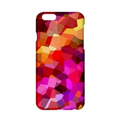 Geometric Fall Pattern Apple Iphone 6/6s Hardshell Case