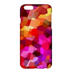 Geometric Fall Pattern Apple Iphone 6 Plus/6s Plus Hardshell Case