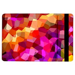 Geometric Fall Pattern Ipad Air 2 Flip by DanaeStudio