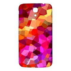Geometric Fall Pattern Samsung Galaxy Mega I9200 Hardshell Back Case by DanaeStudio