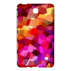 Geometric Fall Pattern Samsung Galaxy Tab 4 (7 ) Hardshell Case  by DanaeStudio