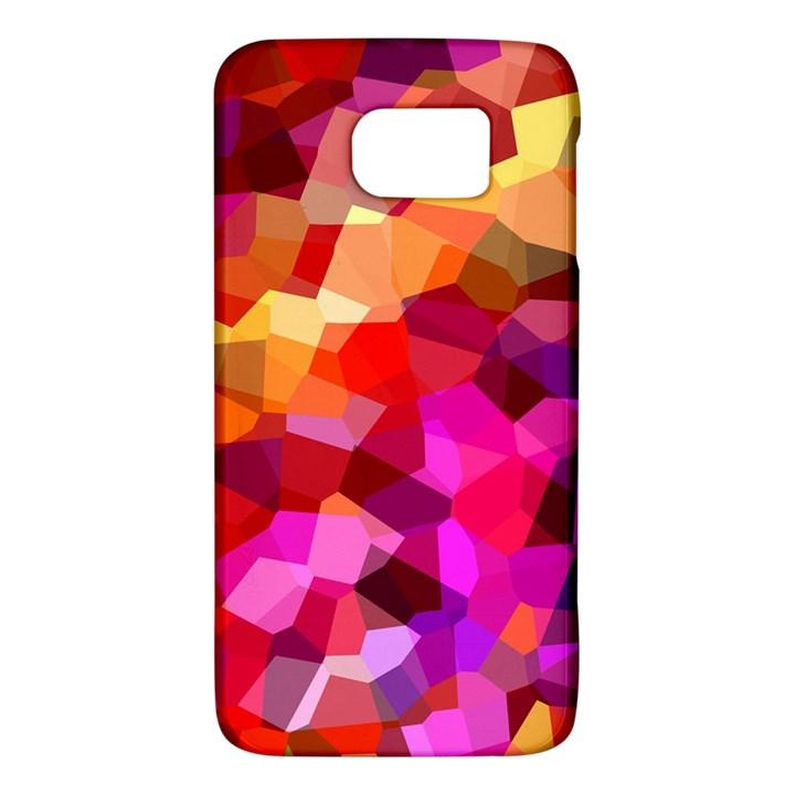 Geometric Fall Pattern Galaxy S6