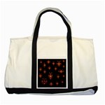 Alphabet Shirtjhjervbretilihhj Two Tone Tote Bag Front