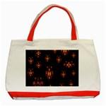 Alphabet Shirtjhjervbretilihhj Classic Tote Bag (Red) Front