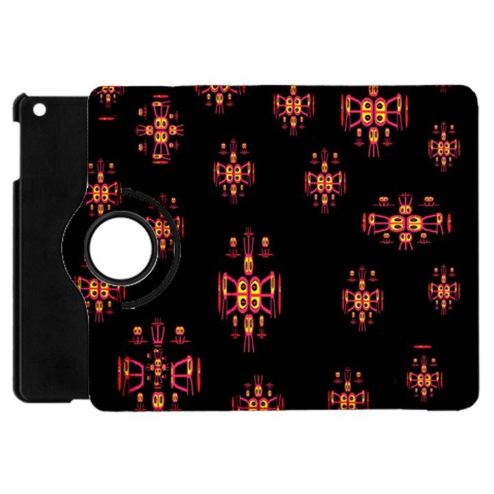 Alphabet Shirtjhjervbretilihhj Apple iPad Mini Flip 360 Case