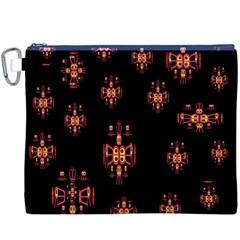 Alphabet Shirtjhjervbretilihhj Canvas Cosmetic Bag (xxxl) by MRTACPANS