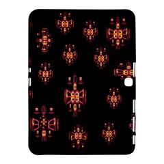 Alphabet Shirtjhjervbretilihhj Samsung Galaxy Tab 4 (10 1 ) Hardshell Case  by MRTACPANS